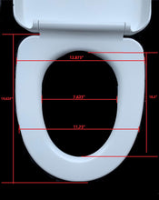 Load image into Gallery viewer, CARUS - Extra Toilet Seat