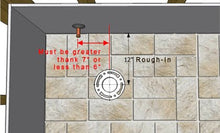 "Load image into Gallery viewer, GALBA - 24.5"" SMALL Toilet"