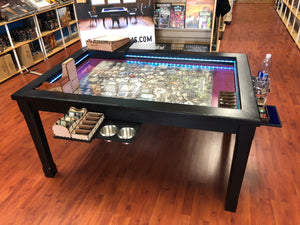 2nd Breakfast board game table at Tacoma Games