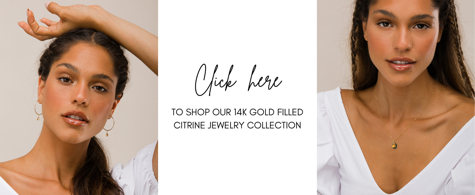14K Gold Filled Citrine Jewelry | Inspiration Her