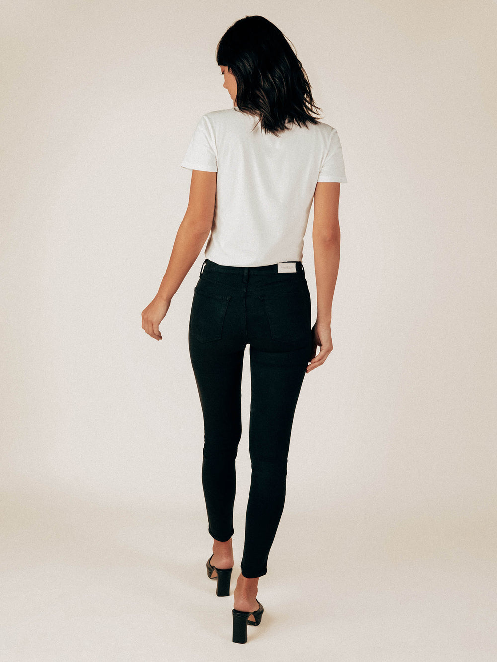 Black The Perfect 4 Pocket Pant - Graceful District