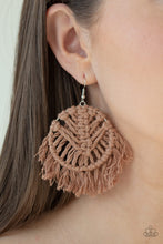 Load image into Gallery viewer, All About MACRAME - Brown
