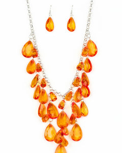 Irresistible Iridescence- Orange