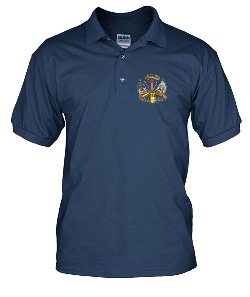 U.S ARMY CLASSIC POLO SHIRT wp