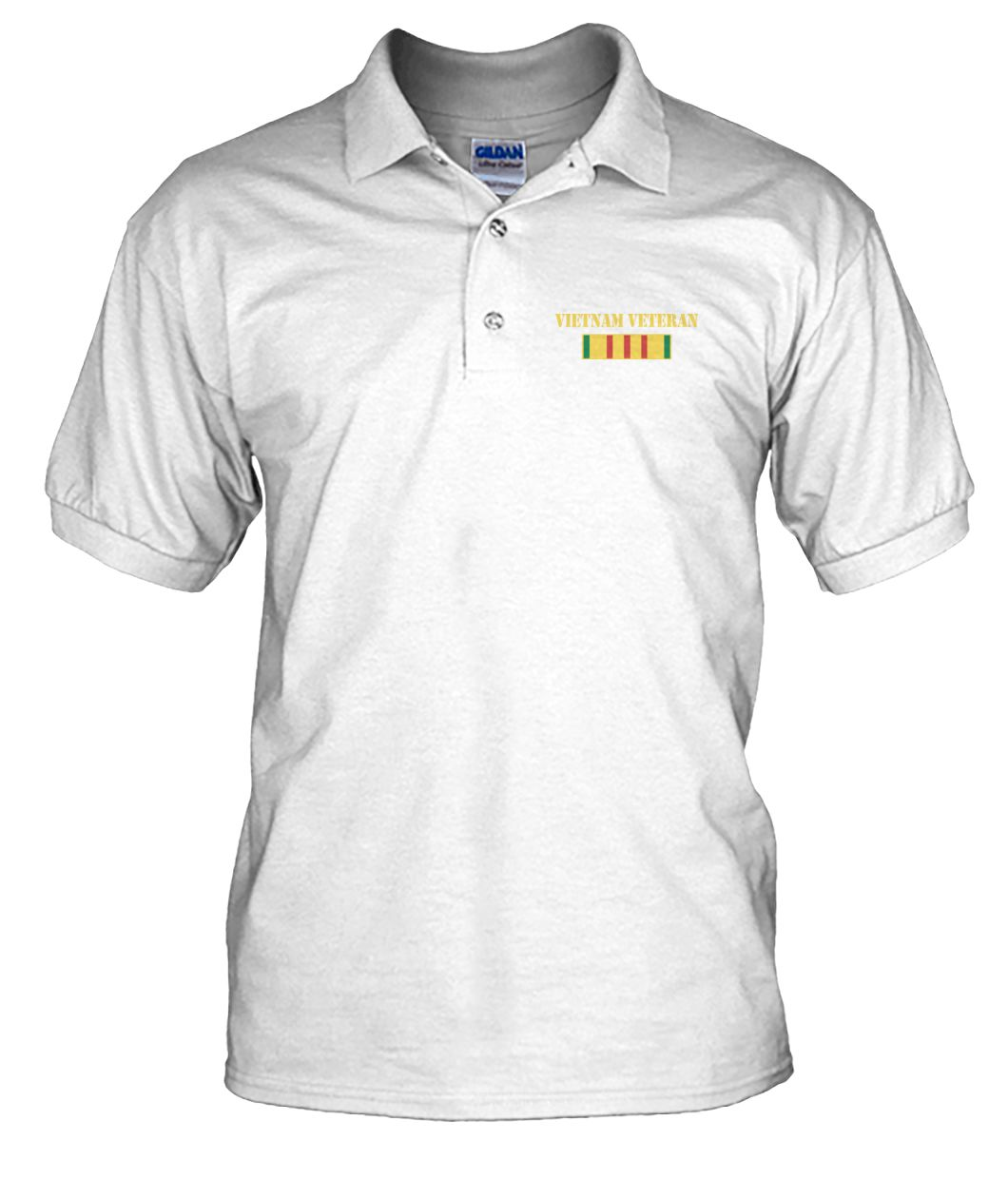 WE WERE THE BEST AMERICA HAD-VIETNAM VETERAN POLO SHIRT