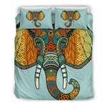 Mandala Elephant 7 Bedding Set.  - Nichefamily.com