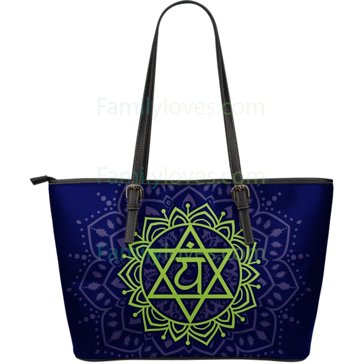Yoga Large Leather Bag