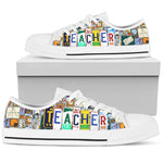 Teacher Low Top Women's  - Nichefamily.com