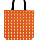 Halloween Candy Corn Tote Bag  - Nichefamily.com