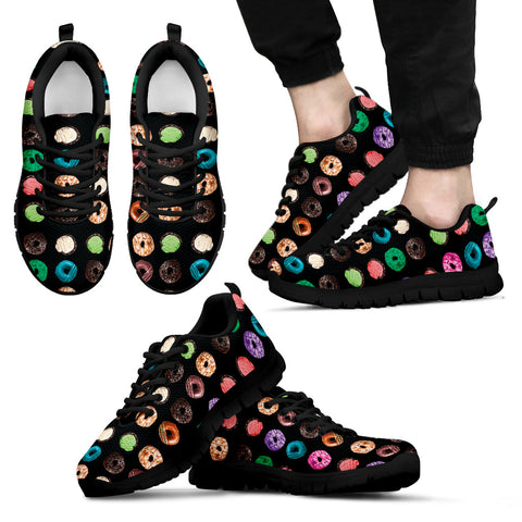 Mens Donut Sneakers.  - Nichefamily.com