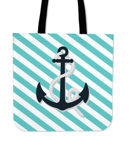 Nautical Tote Bag  - Nichefamily.com