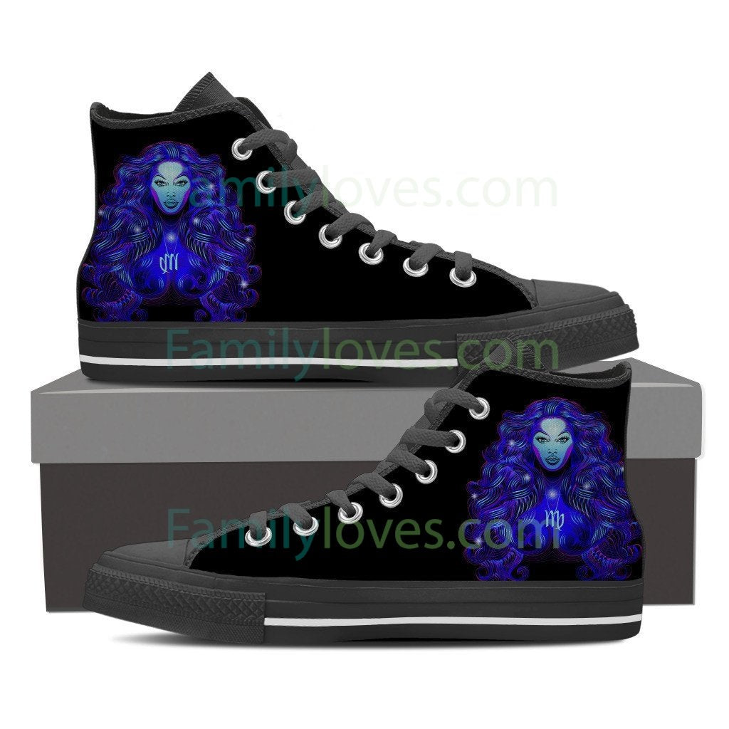 Buy VIRGO HIGH SHOES - Familyloves hoodies t-shirt jacket mug cheapest free shipping 50% off