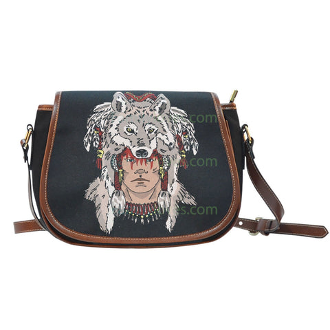 NATIVE SADDLE BAG  BAG, carthook_checkout, NATIVE, SADDLE BAG- Nichefamily.com