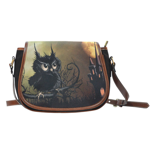 NATIVE AMERICAN  OWL SADDLE BAGS  bag, BAGS, carthook_checkout, NATIVE, NATIVE AMERICAN BAGS, OWL SADDLE BAGS, SADDLE BAGS- Nichefamily.com