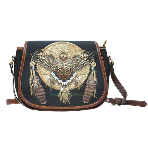 NATIVE SADDLE BAG  bag, BAGS, carthook_checkout, NATIVE, SADDLE BAG- Nichefamily.com