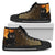 NATIVE AMERICAN  OWL HIGH SHOES BIRH
