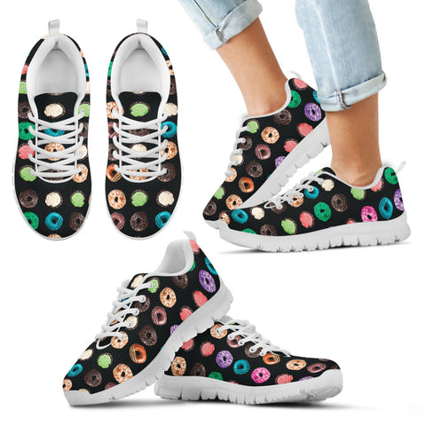 Kids Donut Sneakers  - Nichefamily.com