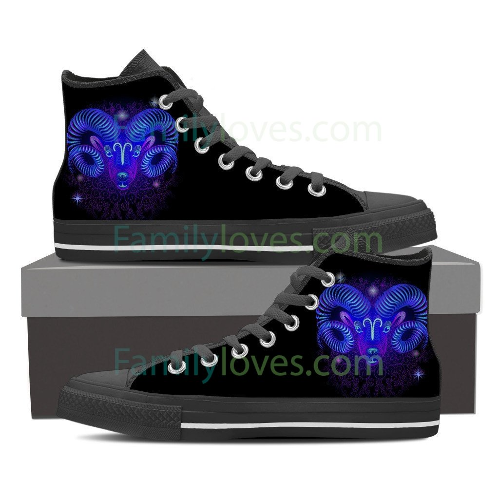 Buy ARIES HIGH SHOES - Familyloves hoodies t-shirt jacket mug cheapest free shipping 50% off