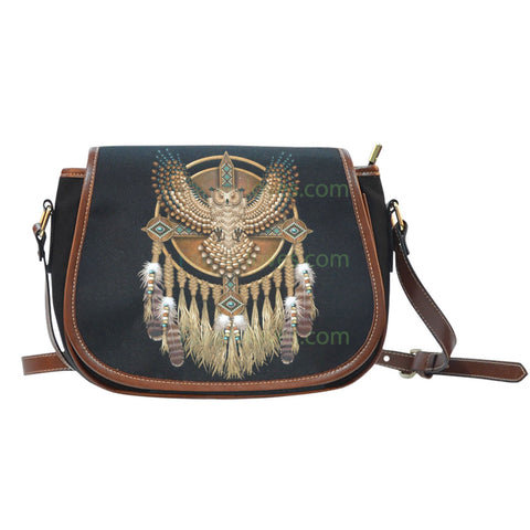 NATIVE SADDLE BAG  BAGS, carthook_checkout, NATIVE, SADDLE BAG- Nichefamily.com