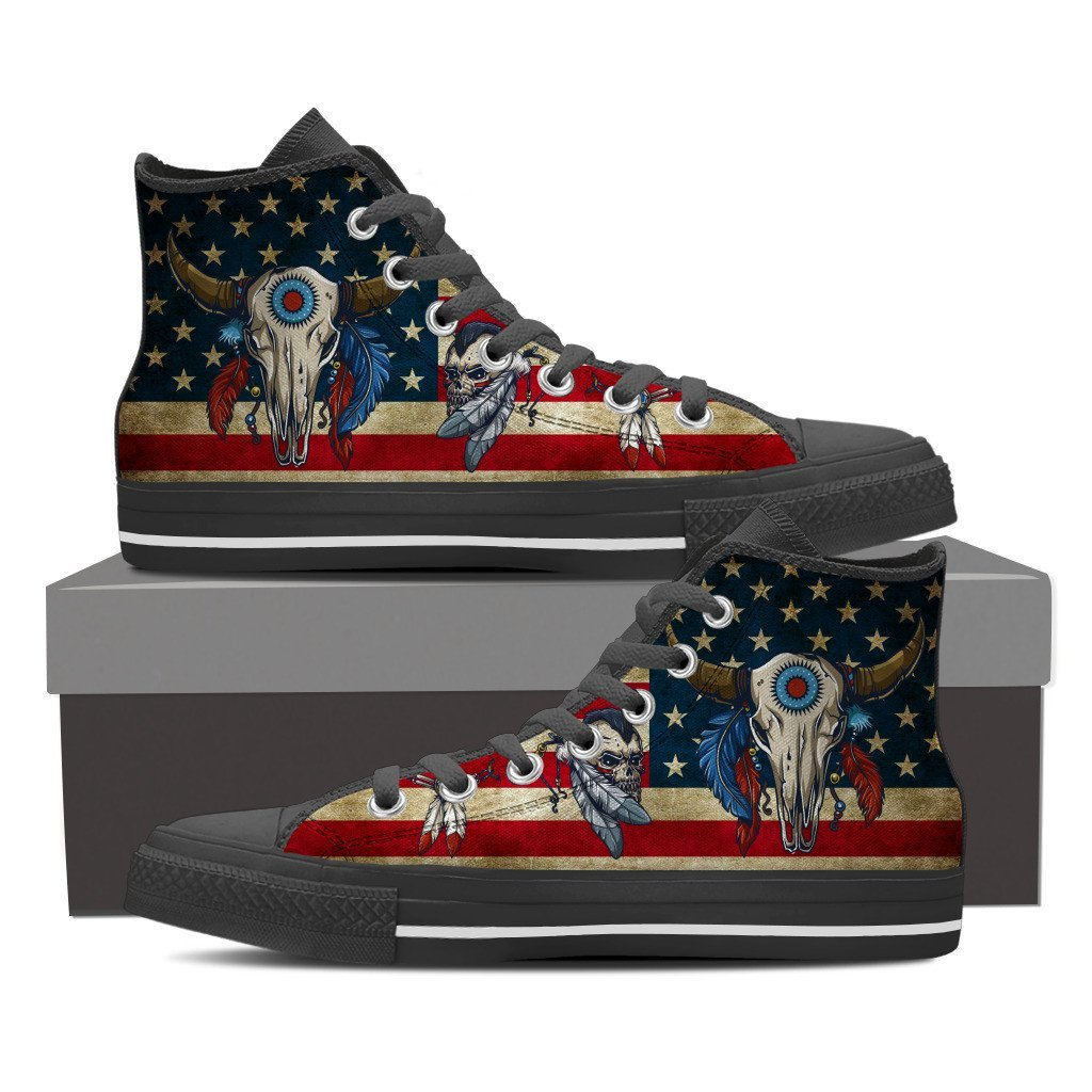 Buy Native american shoes sneakers for Women - Familyloves hoodies t-shirt jacket mug cheapest free shipping 50% off