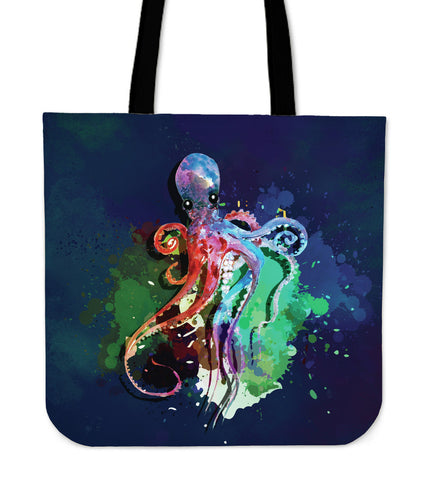 Octopus Tote Bag  - Nichefamily.com