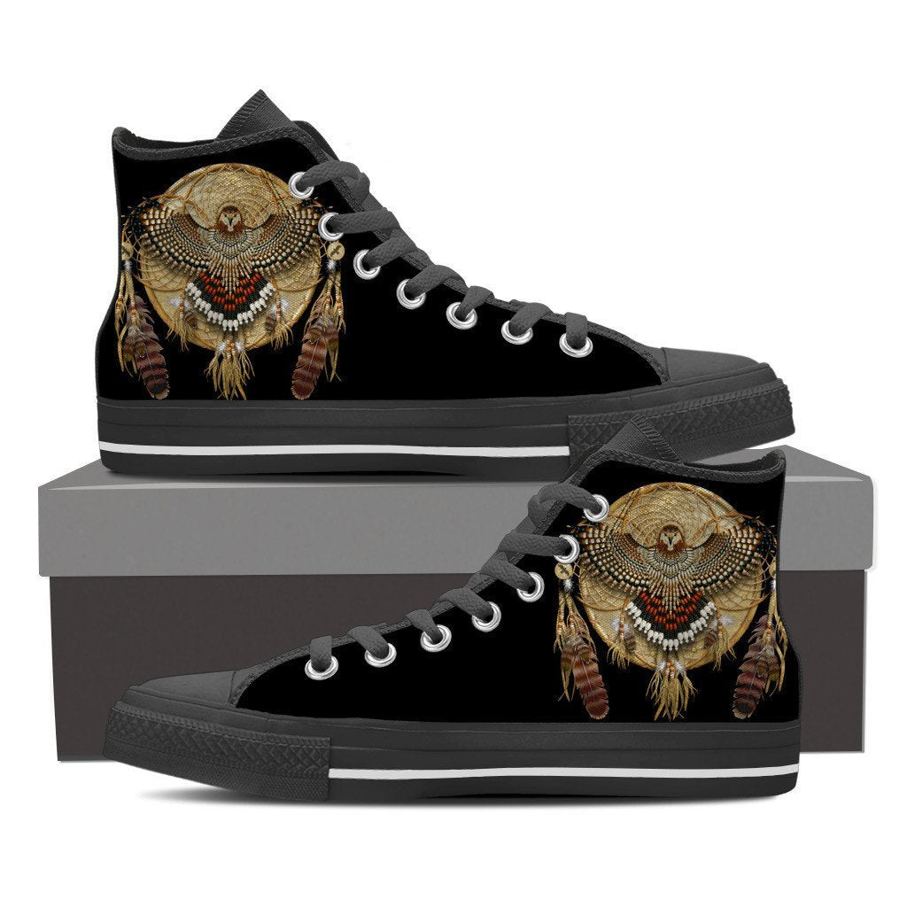 Buy Native American Owl Shoes - Familyloves hoodies t-shirt jacket mug cheapest free shipping 50% off