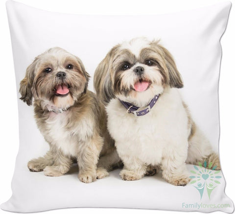 Shih tzu pillow face cute Couch Pillows carthook_checkout, RageOn Connect, rspid8539771592- Nichefamily.com