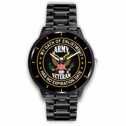 My oath of enlistment has no expiration date Army veteran- watch Watch army, carthook_armyjacket, carthook_checkout, meta-related-collection-army, meta-related-collection-us-army, meta-relate