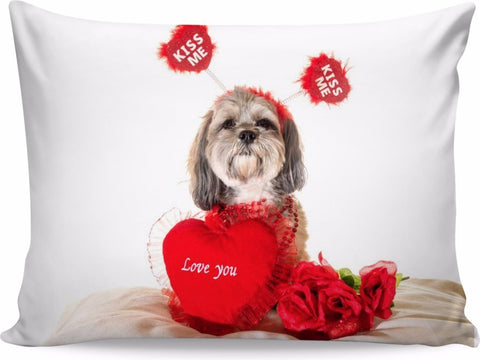 Shih tzu Pillow Pillow Cases carthook_checkout, RageOn Connect, rspid8532172232- Nichefamily.com