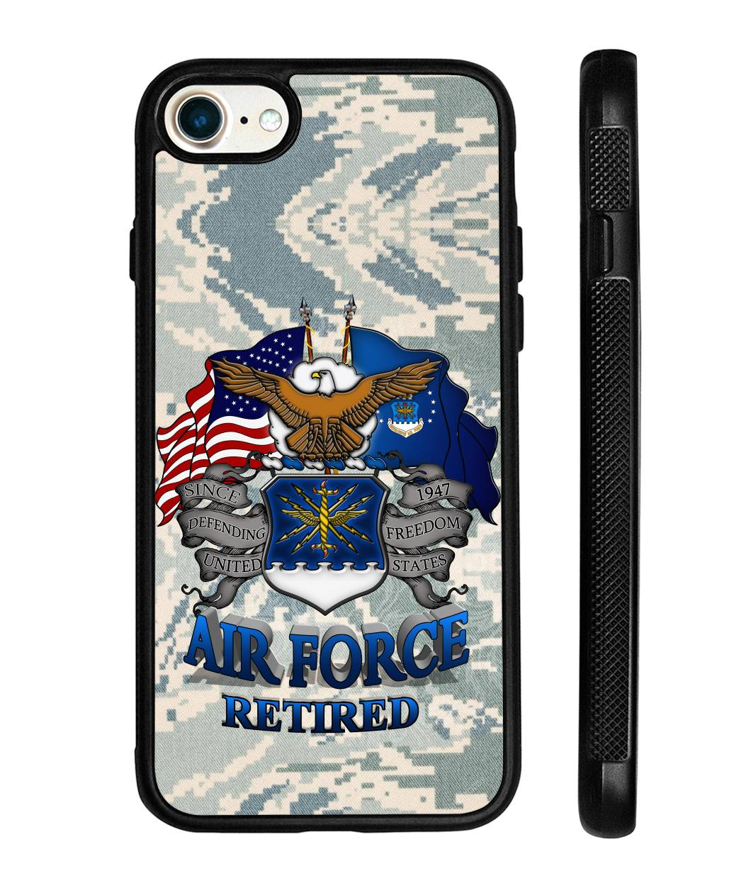 Air Force Retired iPhone cases