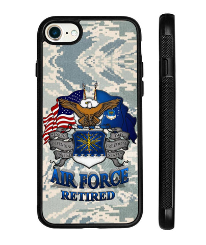 Air Force Retired iPhone cases Phone Cases - Nichefamily.com