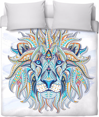 LEO DUVET COVER Duvet Covers bed sheet, carthook_checkout, RageOn Connect- Nichefamily.com