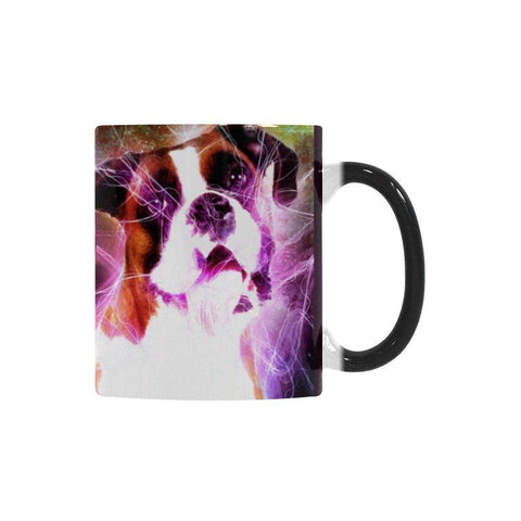 Boxer dog mugs heat color changing mugs magic mugs Mugs boxer, carthook_checkout, dog, mug, mugs- Nichefamily.com