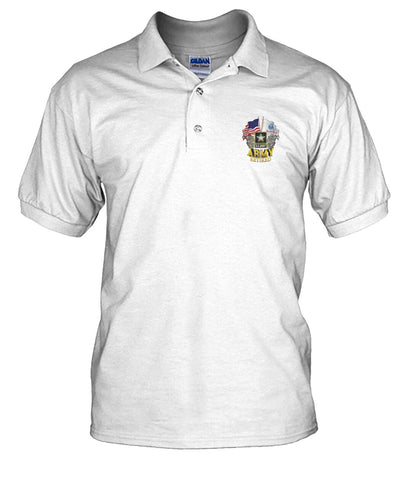 U.S.ARMY RETIRED, SINCE 1775, THIS WE'LL DEFEND? MEN'S POLO SHIRT wp Short Sleeves - Nichefamily.com