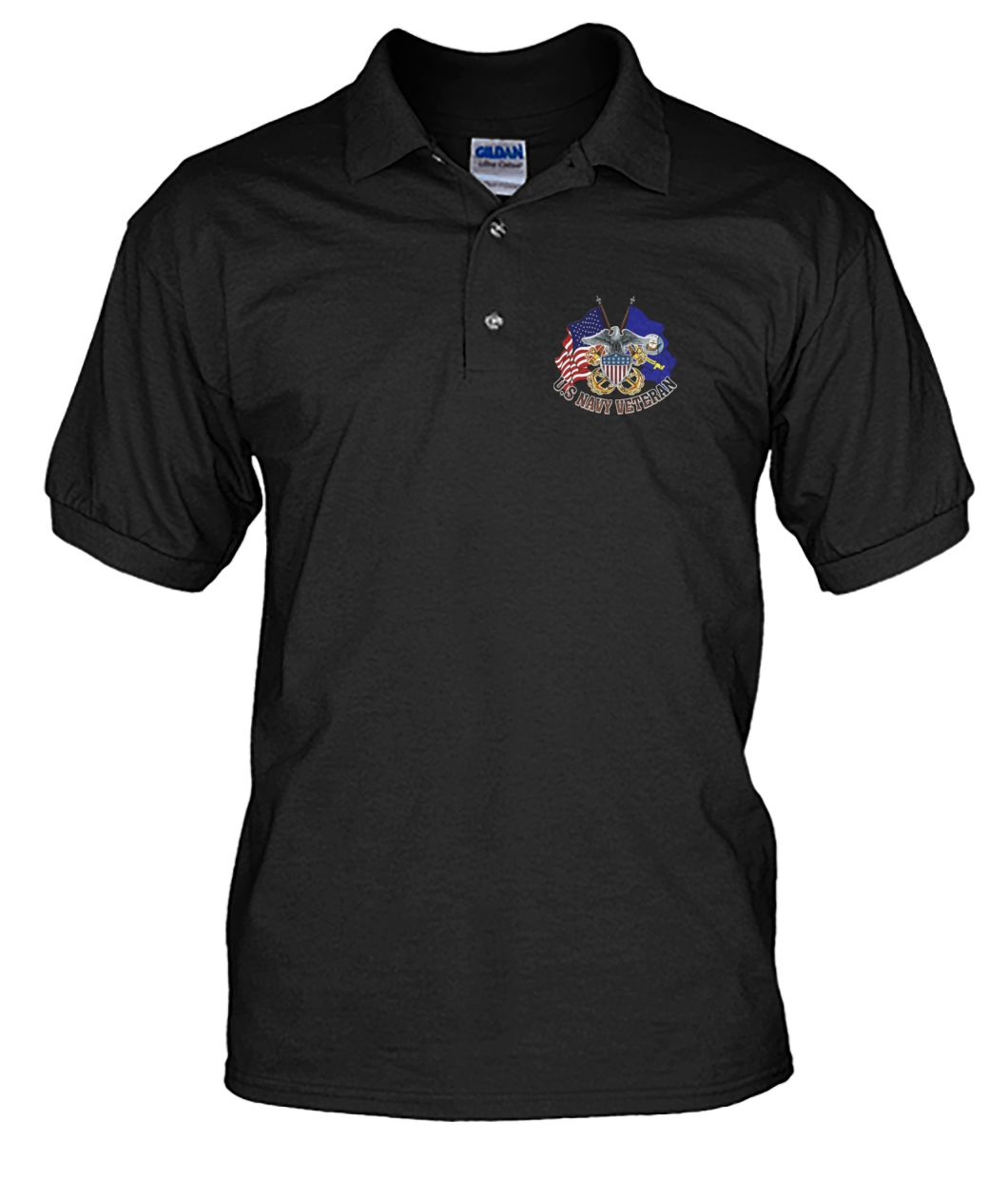 I will live by this oath until the day I die … U.S Navy veteran? men's polo wp