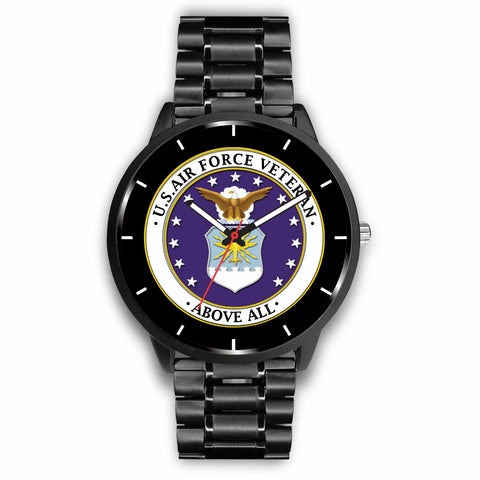U.S AIR FORCE VETERAN ABOVE ALL WATCH Watch air force, carthook_airjacket, carthook_checkout, meta-related-collection-air-force, meta-related-collection-watches, meta-related-collection-women