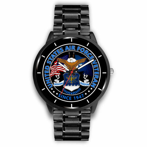 Air force veteran since 1947 WATCH Watch air force, carthook_airjacket, carthook_checkout, meta-related-collection-air-force, meta-related-collection-watches, meta-related-collection-women-ve
