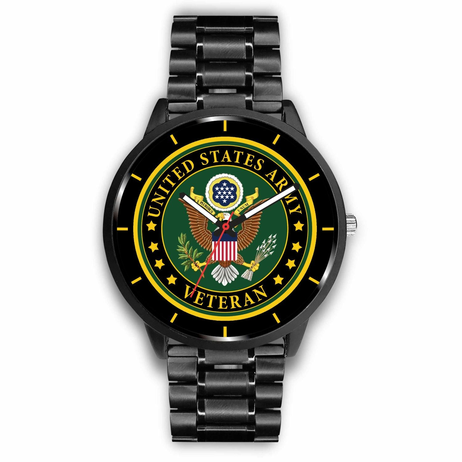 Buy U.S ARMY VETERAN WATCH - Familyloves hoodies t-shirt jacket mug cheapest free shipping 50% off