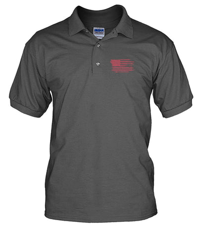 VETERANS 6 THINGS YOU DONT MESS WITH polo shirt Men's Polo Short Sleeves - Nichefamily.com