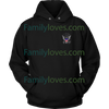 NAVY MOM MY Daughter MY HERO MY SAILOR HOODIE Hoodie carthook_checkout, carthook_navy, meta-relate-collection-u-s-navy-seals, meta-related-collection-army, meta-related-collection-us-army, na