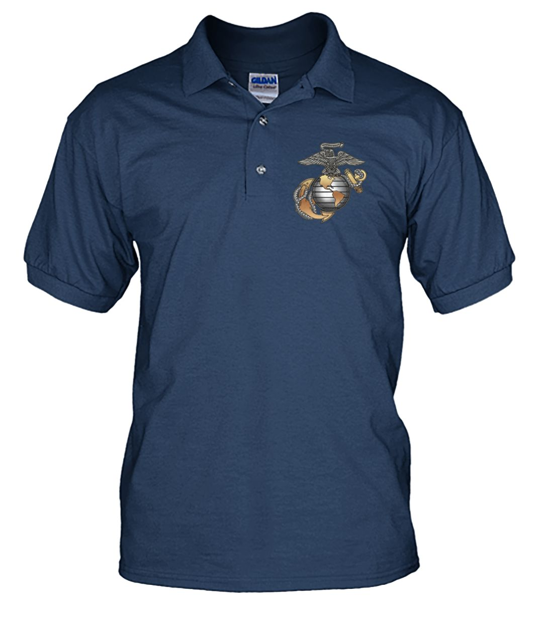 MARINES CORPS, PROUD TO HAVE SERVED, SINCE 1775 polo shirt wp