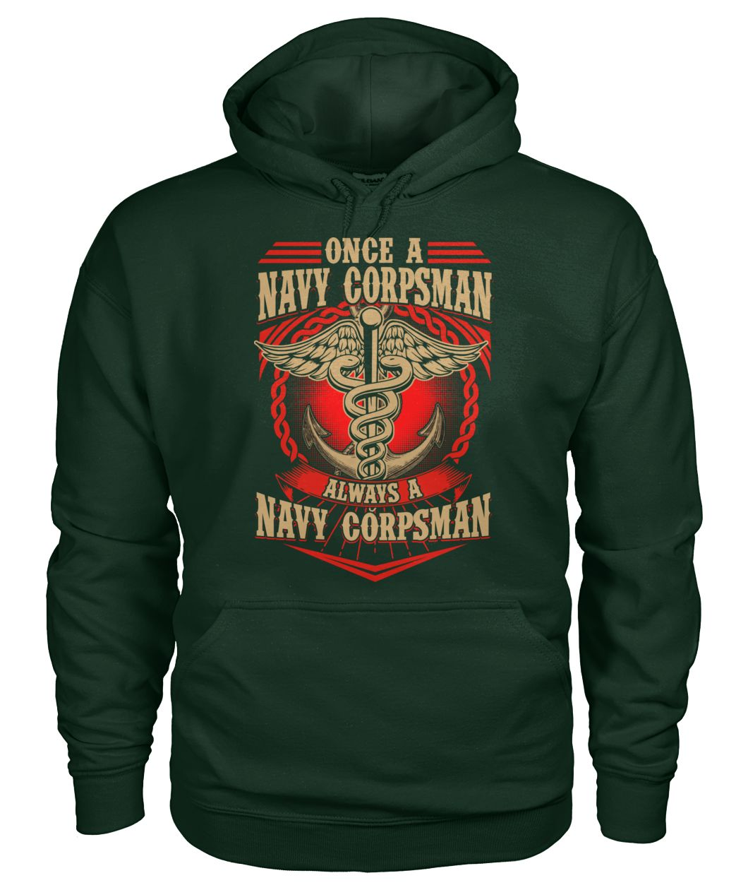 Once a navy corpsman always a navy corpsman wp