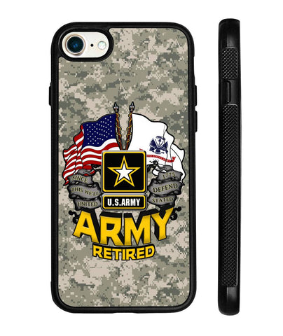 Army Retired? iPhone cases wp Phone Cases - Nichefamily.com