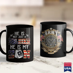 Argo Tea He Is Not A Soldier He Is My Son Proud Army Dad  Army Green Tee Shirts 11Oz 15Oz Coffee Mug Drinkware American Coffee Mugs, Army Apparel, Army Coffee, Army Dad, Army Posters, Army Sh
