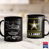 Army Abu Bmp Soviet Apc Amphibious Ifv Russian Army  Gift Black Military Shirt 11Oz 15Oz Coffee Mug Drinkware American Coffee Mugs, Army Apparel, Army Coffee, Army Fabric, Army Officer Insign