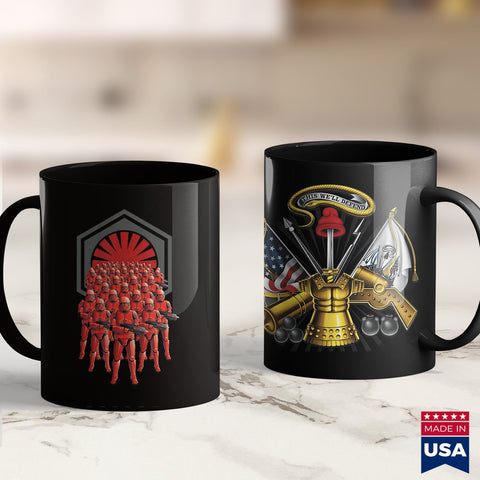 Army Acu Star Wars The Rise Of Skywalker Red Trooper Army  Army Dri Fit Shirts 11Oz 15Oz Coffee Mug Drinkware Army Bct, Army Gifts, Army Officer Insignia, Army Shorts, Army Tumbler Cup, Make