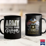Army Apparel Womens Army National Guard Mom Of Hero Military Family Gifts  Military Shirt 11Oz 15Oz Coffee Mug Drinkware Argo Tea, Army Fabric, Army Gifts, Army Insignia, Army Officer Insigni