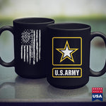 Army Dad De Oppresso Liber Us Army Special Forces American Flag  Military Green T Shirt 11Oz 15Oz Coffee Mug Drinkware America Mugs, Army License Plate, Army Net, Army Ribbons, Army Tumbler C