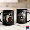 Army Insignia Wwii Vintage Ghost Army  World War 2 Allied Unit Tee Military Shirts 11Oz 15Oz Coffee Mug Drinkware Arab Tee, Army Blanket, Army Clothing, Army Commendation Medal, Army Cot, Arm