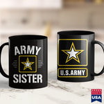Army Medals Army Sister   Marines Pt Shirt 11Oz 15Oz Coffee Mug Drinkware Air Force Coffee Cups, Army Abu, Army Badge, Army Bdu, Army Challenge Coin, Army Patches, Army T Shirts, Army Travel,
